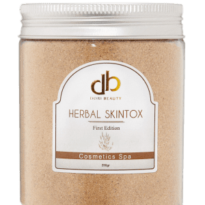 Sản Phẩm Bột Tắm Thảo Dược Trị Mụn Lưng DORI (Herbal Skintox)