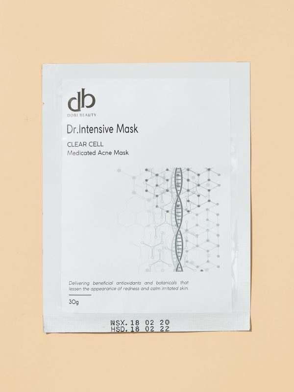 Sản Phẩm Mặt Nạ Ngừa Mụn Và Hỗ Trợ Phục Hồi Da DORI (Clear Cell Mask)