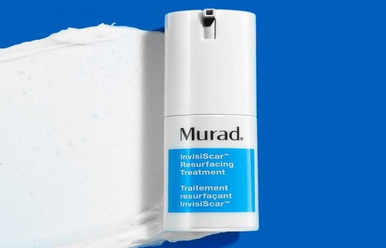 Review murad invisiscar resurfacing treatment giảm thâm mụn