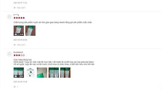 Review Sữa Rửa Mặt Some By Mi AHA-BHA-PHA 30 Days Miracel Acne Clear Foam trên shopee